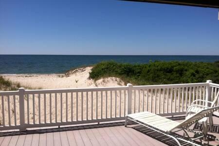 Oceanfront Beach House 2BD/2BTH