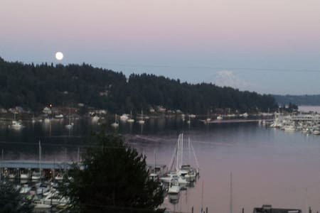 Gig Harbor -- Room with a View#1 - ギグハーバー