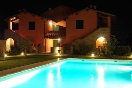 APPARTAMENTO PER VACANZE IN TOSCANA - Loro Ciuffenna - Apartment