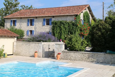 La Grange, Dordogne Barn Conversion - Saint-Martial-Viveyrol