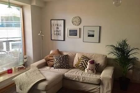 Chic Top Floor Smithfield Apartment - Dublin 7