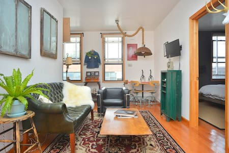 2BR on Express 2 stops to Manhattan