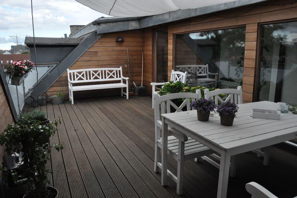 Location Appartement Copenhague