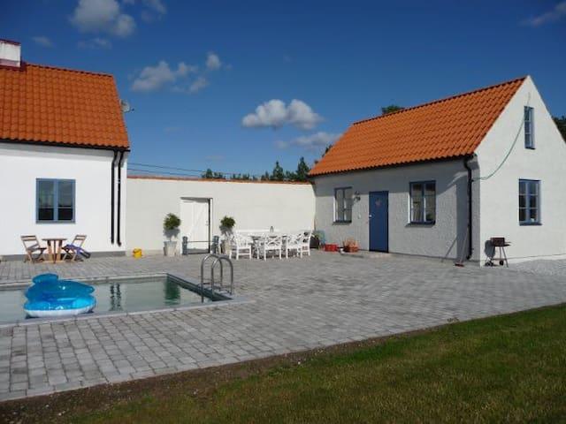 Villa Hallberg Fårösund