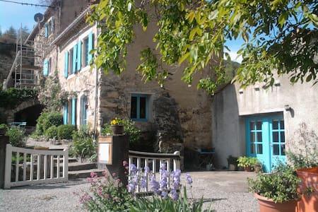 Peaceful riverside gite nr Minerve - Boisset