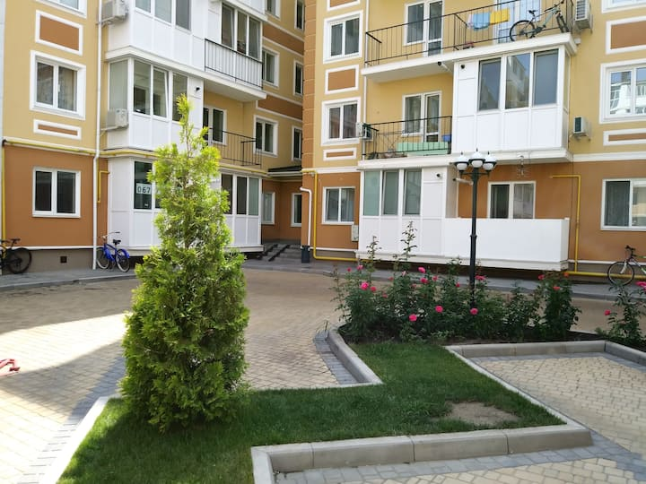 Квартира, Odesa ул.Люсдорфская дорога