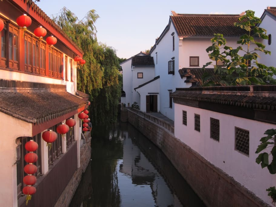 Suzhou City The Heaven On Earth Guesthouses For Rent In