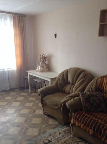 одно- двухкомнатные квартиры посуточно в Серове - Serov