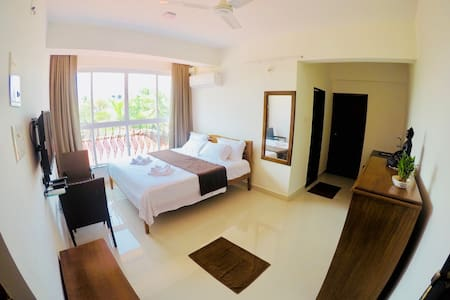 Main Bedroom of the 2 bedroom apartment