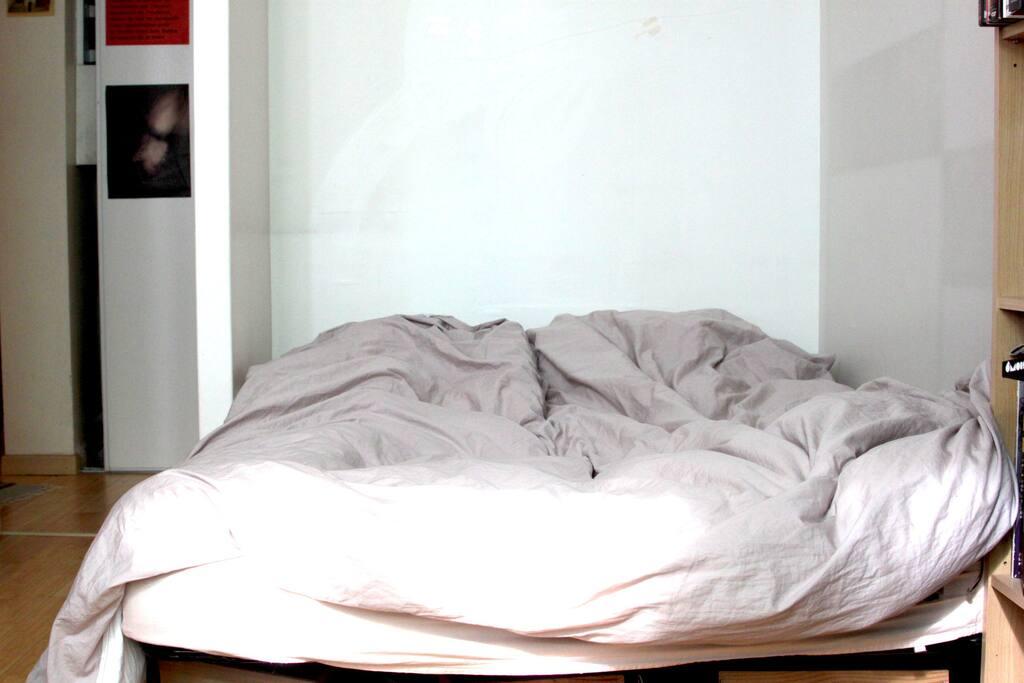 Son lit souble