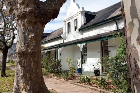 Victorian home Dorp Street room #2 - Stellenbosch - Casa