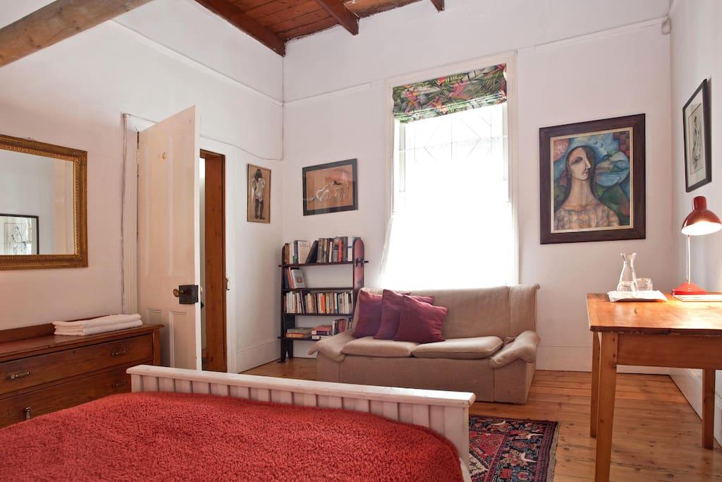 Private room # 2.