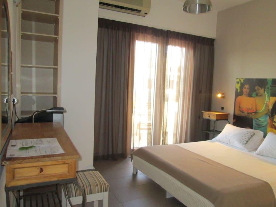 honeymoon bedroom