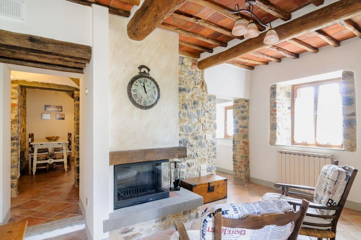 Country house in Tuscany - Pieve A Presciano - House