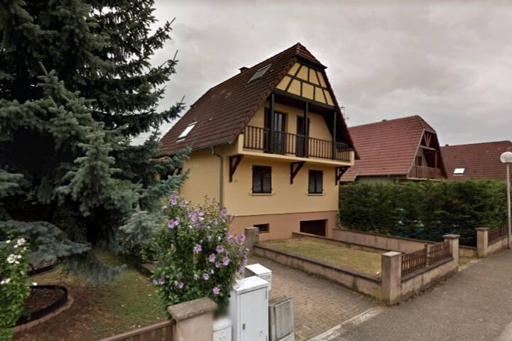 Belle maison à Obernai
