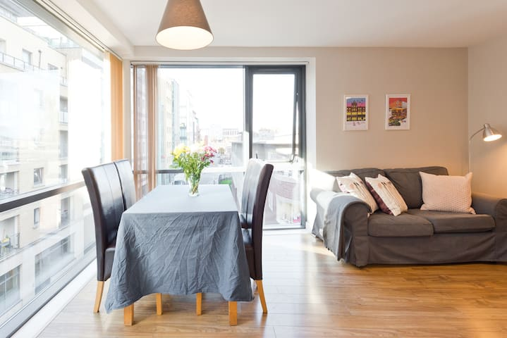 Modern Apartment Central Dublin - Connolly Station