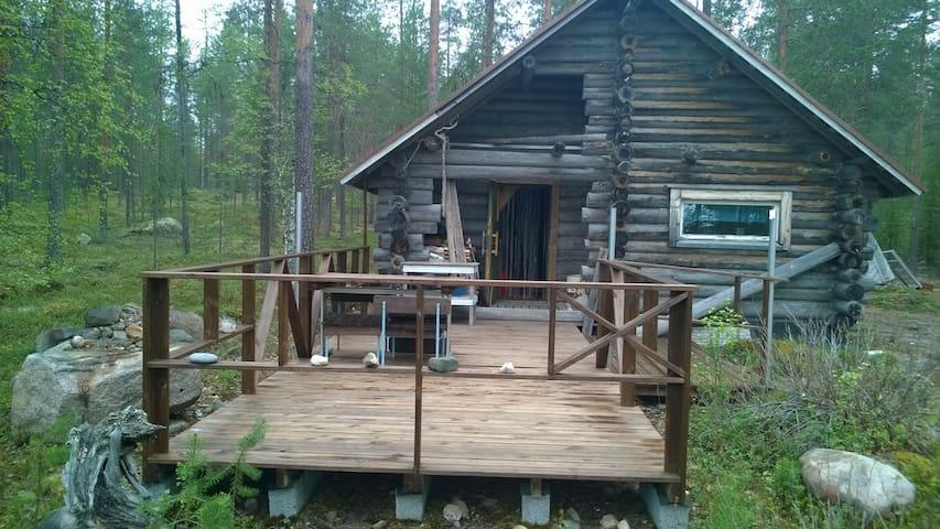 Wilderness cottage - Rovaniemi - Cabaña
