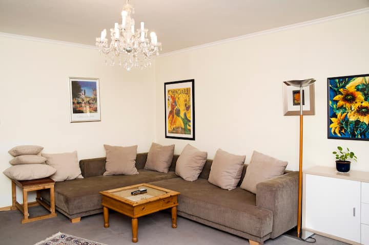 Beautiful room, central location