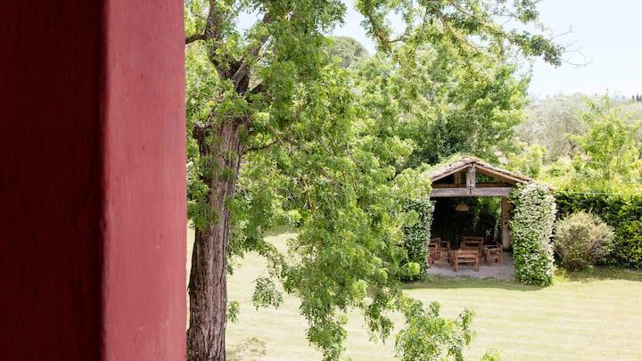 TUSCAN HILLS-NEAR SAN GIMIGNANO AND VOLTERRA 4 pax
