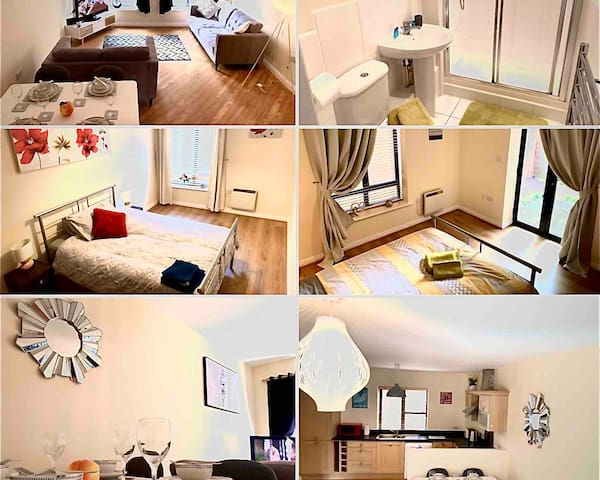 ✅Grand Central Perfect for Contractors, Sleeps 6✅