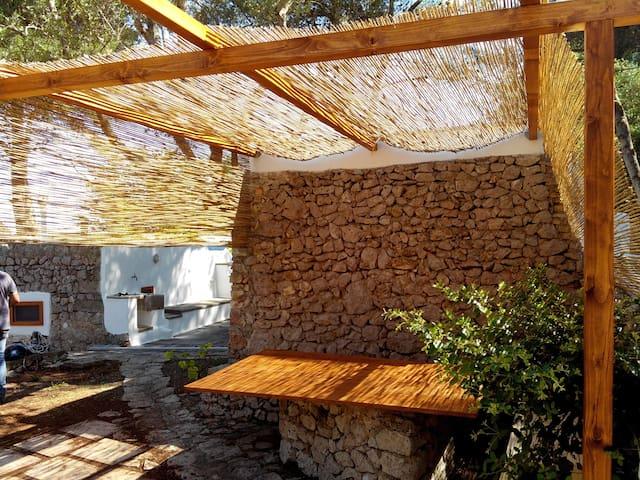 small villa in Puglia - Castro - Talo