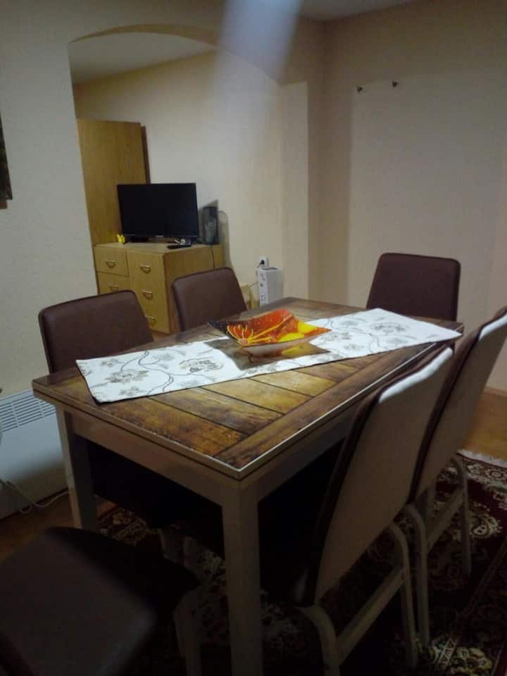 Small & Cosy place to stay in Prilep