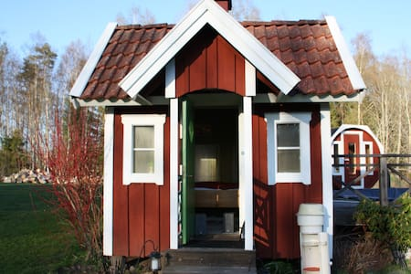 Small Garden Cottage - Töreboda - กระท่อม