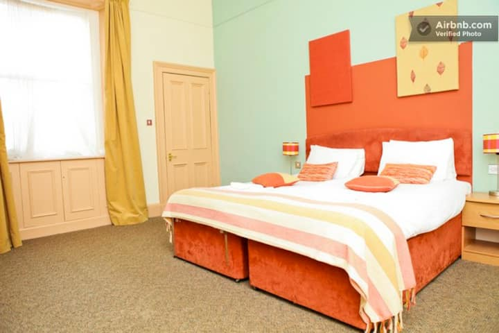 Stylish Guesthouse -Twin Ensuite