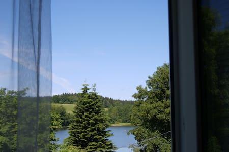 Апартаменты с видом на озеро. - Frymburk - Lejlighed