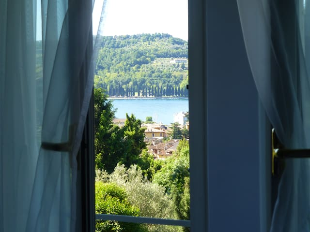 View from the window of Brigitte Bardot Room