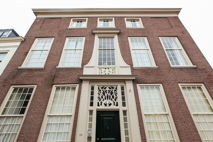 historic building in Brielle
