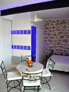 Studio à 15 mn de Nice - Gilette - Haus