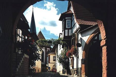 """""""Appartement zur Weinlaube"""" Rhodt - Rhodt unter Rietburg - Wohnung"""