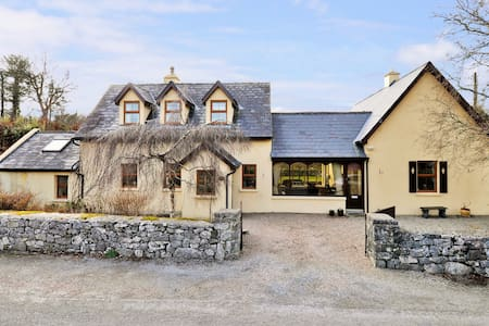 Private room en suite, connemara - Moycullen - House