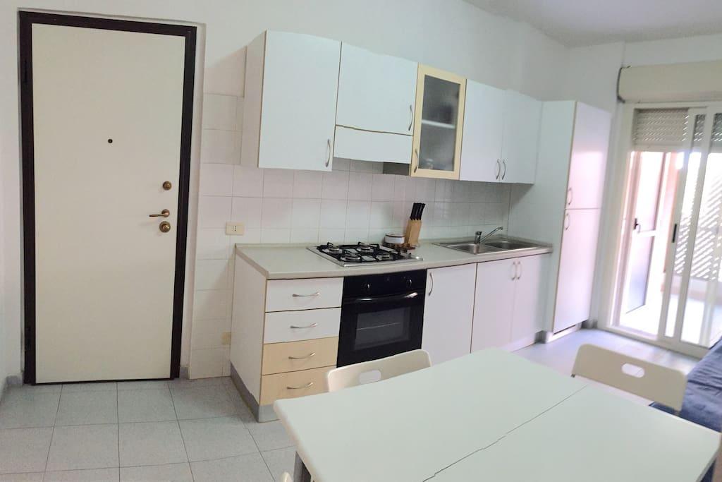 Cucina/ingresso