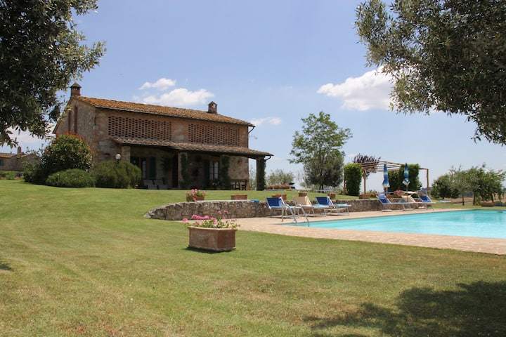 independent Villa in Siena