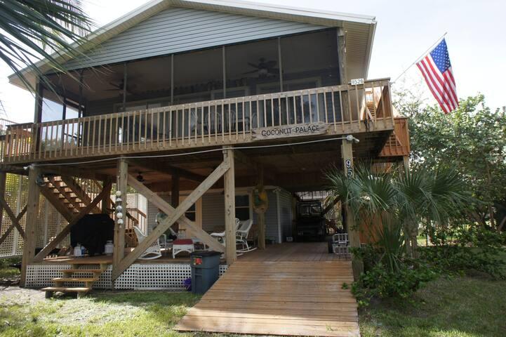 Coconut Palace -A Peaceful Serenity - Placida - Rumah