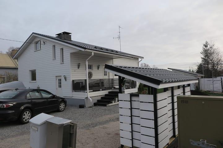 Kotimaailma Furnished Apartment, 6 Bedroom House