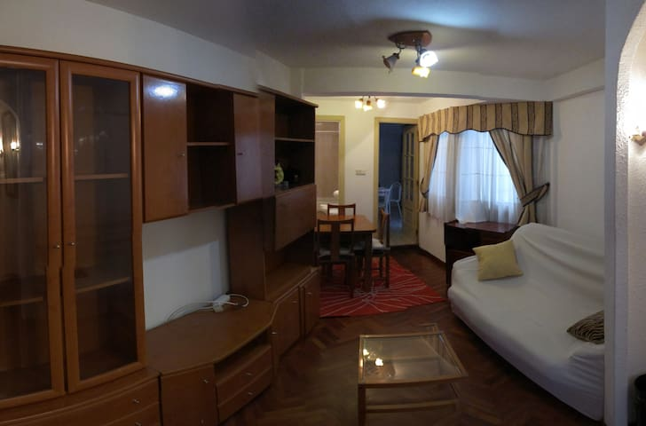 Cozy 2BD apartment - A Coruña - Huoneisto