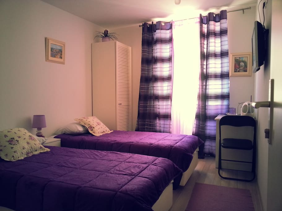 Agora central rooms a2 chambres d 39 h tes louer for Chambre hote zadar
