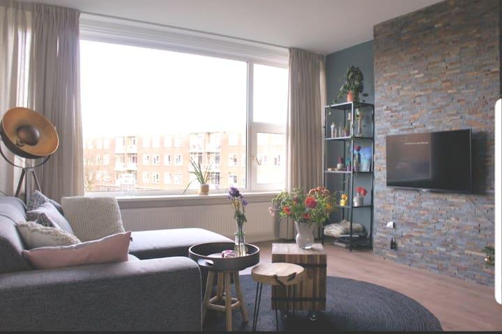 Ruim appartement in Zwolle.