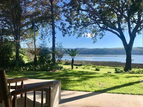 Suite on the Knysna Lagoon in Old Belvidere