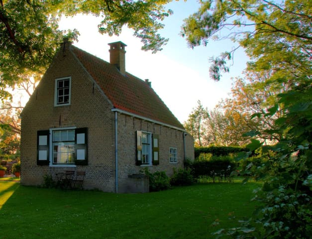Bakhuisje en/of bakkeet - Goes - House