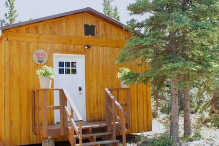 Prickly Rose Cabin