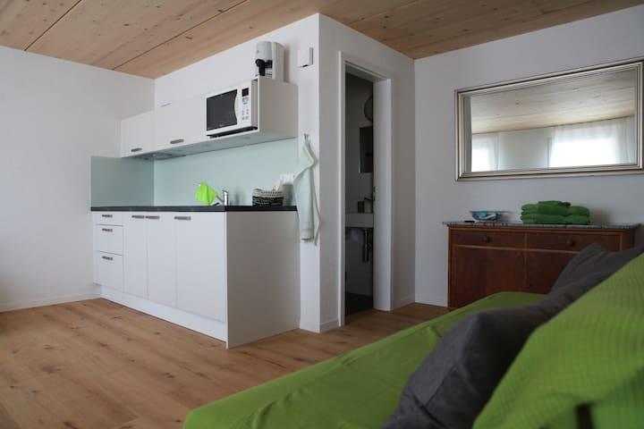 Ferienwohnung Lischmaad Bönigen - Bönigen - Wohnung