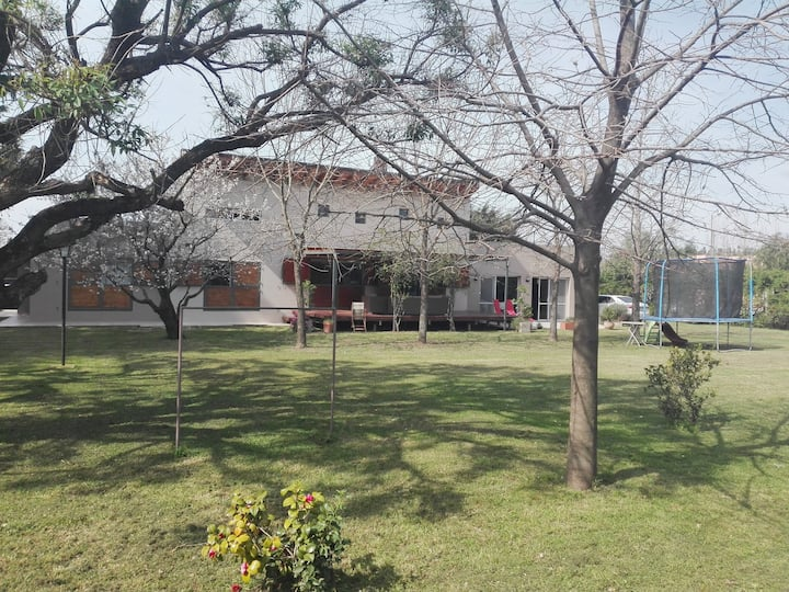 Casa quinta ideal para descansar