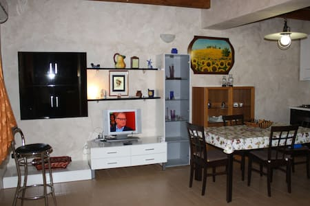 Apartment with terrace Barletta