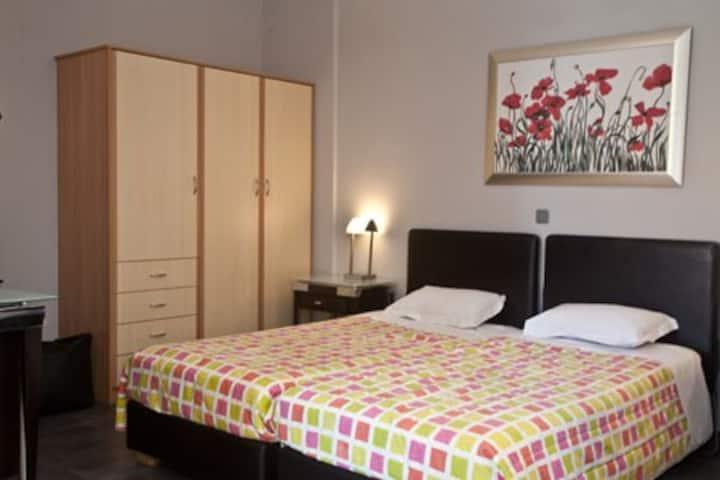 luxury apartment in Lourdas