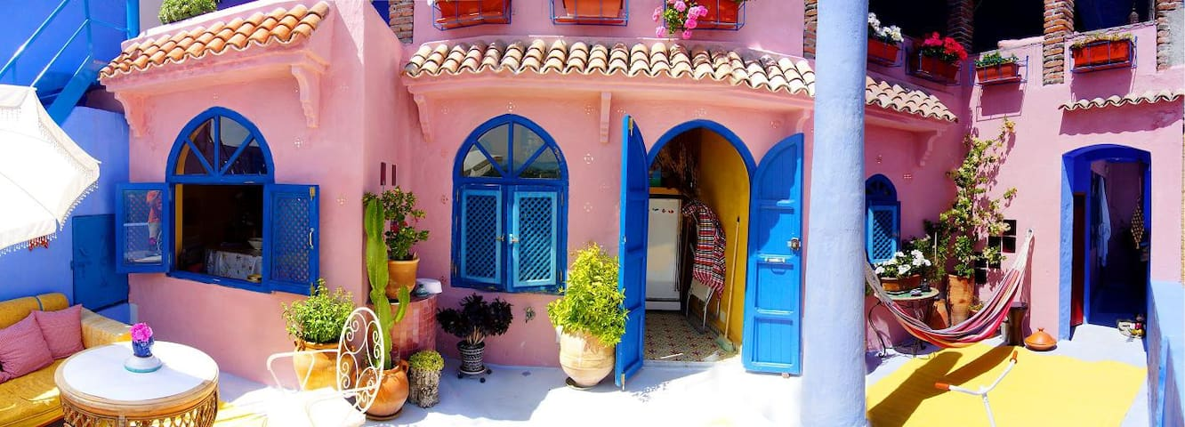CHEFCHAOUEN SWEET HOME II