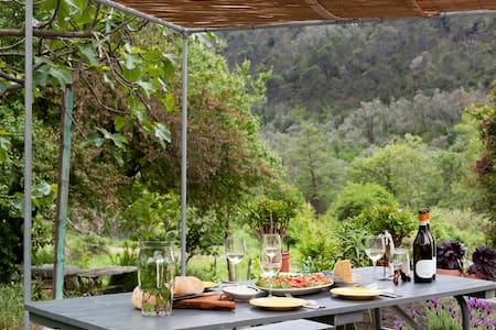 Ligurian Vacation Rental, Casa Sottana - Olivetta San Michele - Hus